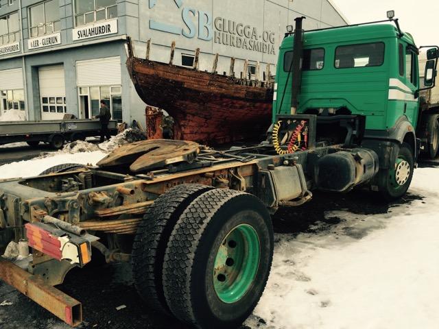 Benz 1824 dráttarbíll til sölu - IMG_4519.jpeg